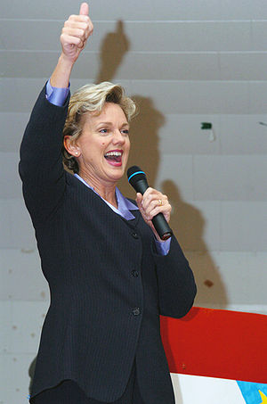 The Honorable Jennifer Granholm, Governor of t...